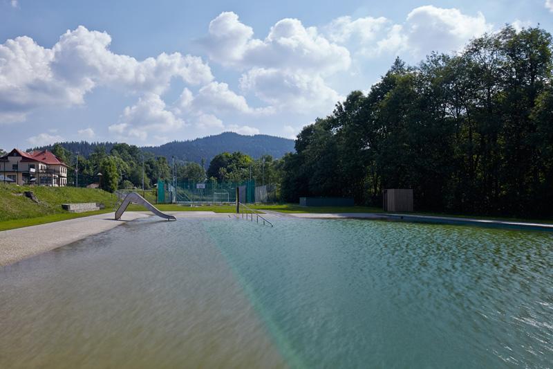 Novinka v Beskydech! Biotop v Prostřední Bečvě