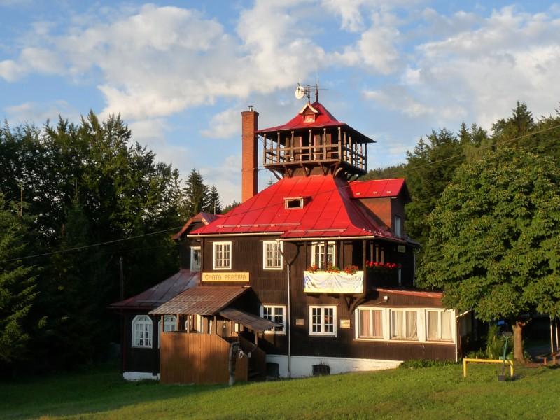 Horská chata Prašivá je znovu otevřena