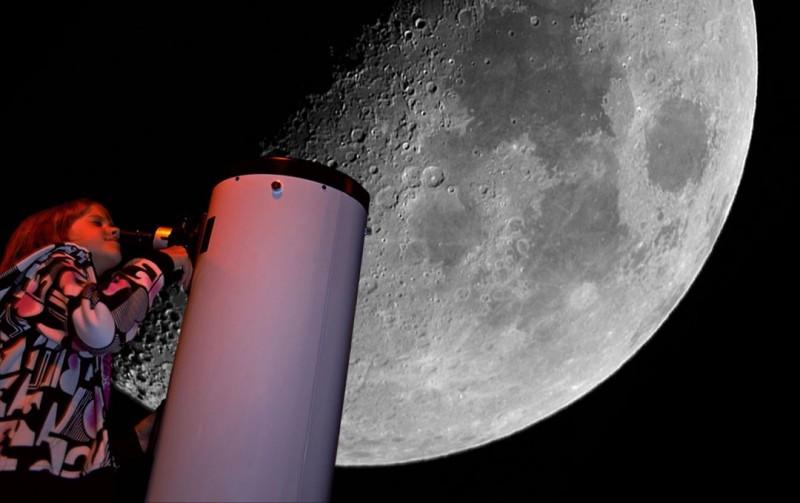 Zážitek z Beskyd. Podívejte se na hvězdnou oblohu dalekohledem