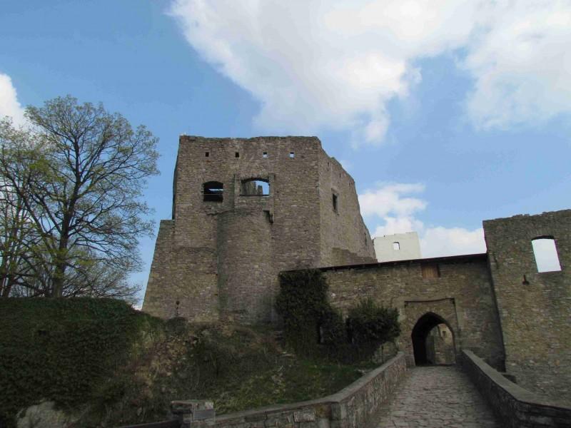 Hvězdy nad hradem