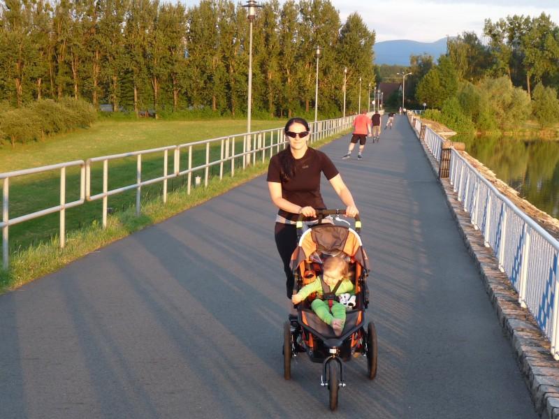 Nejen Cyklovíkend pro rodiny s dětmi