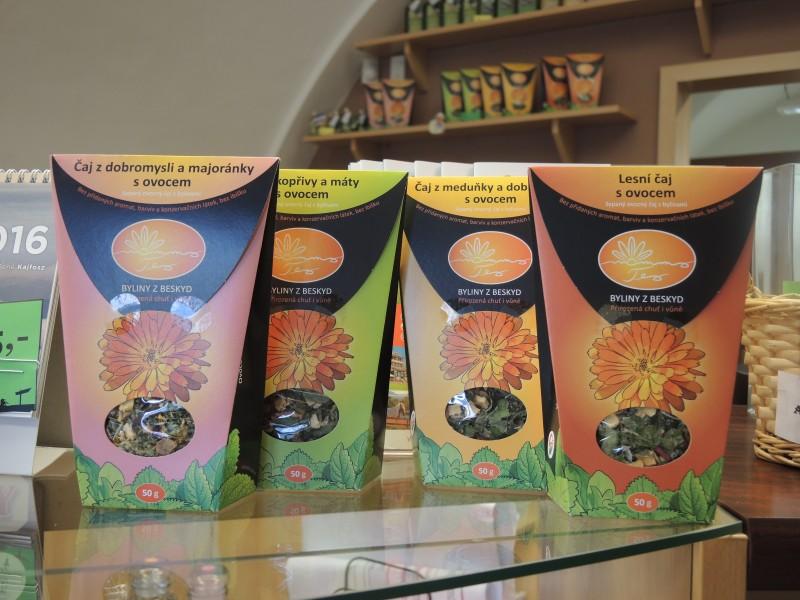Příběh bylinných čajů z Beskyd