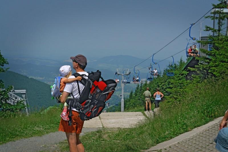 Lanová dráha na oblíbený vrchol Pustevny bude mimo provoz