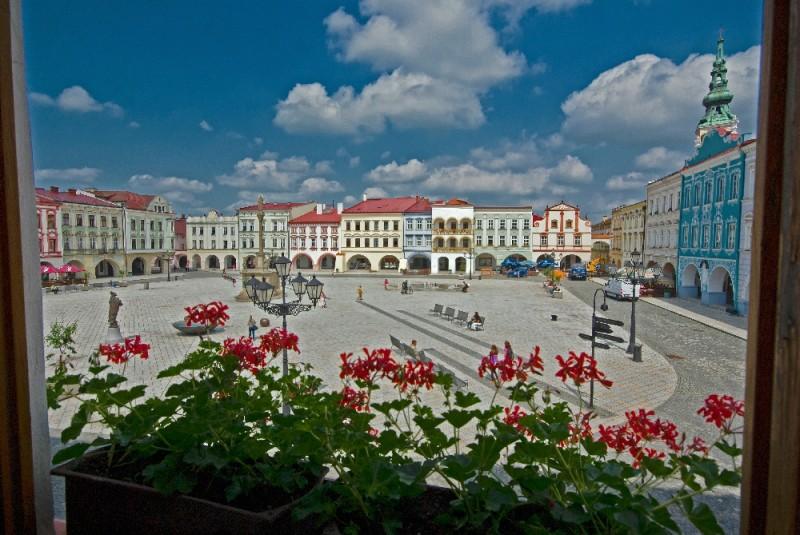 Nový Jičín má nejkrásnější náměstí v České republice