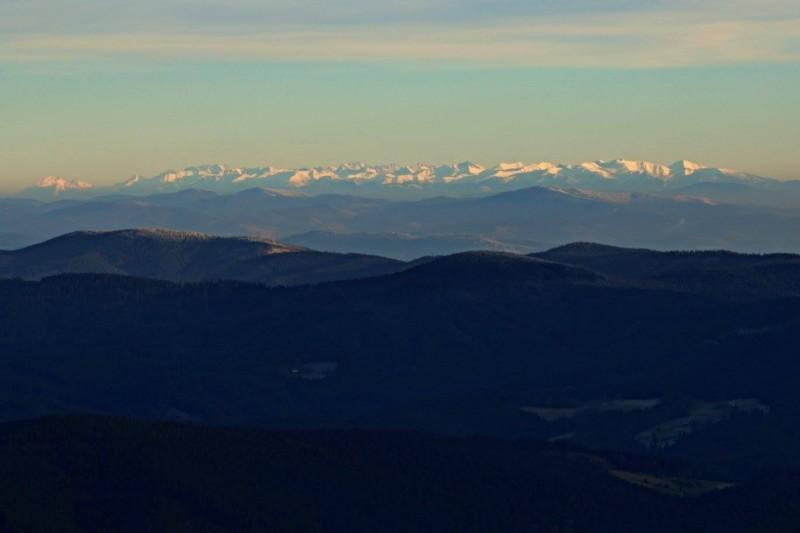Úchvatné výhledy z Lysé hory. Podívejte se na unikátní fotografie