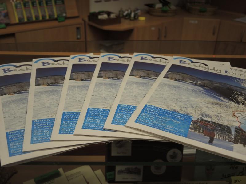 Nevíte, kam vyrazit v zimě na výlet? Poradí vám noviny Beskydy tourist info