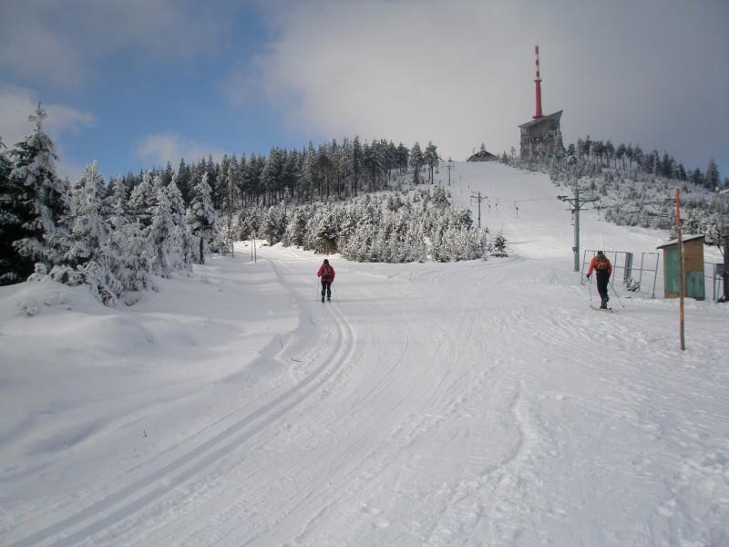 Lysá hora se stane dějištěm jedinečného celoročního závodu