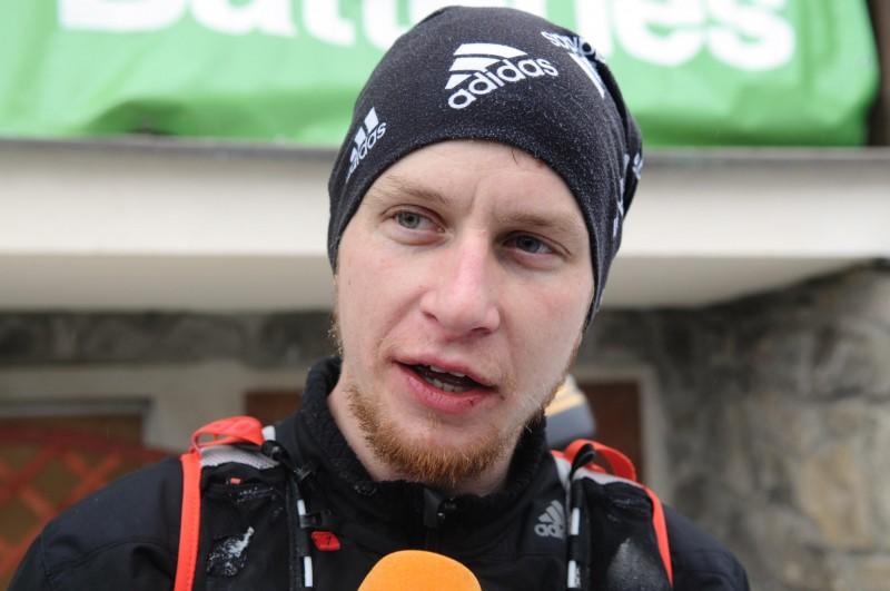 Mistrem eXtrémního závodu Adidas 24 hodin na Lysé hoře je Petr Žákovský