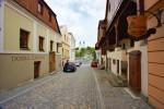 Hluboká ulice patří k nejstarším ve Frýdku-Místku