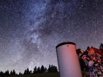 Centrum tmavé oblohy, Beskydy  - Večery pod hvězdami