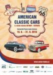 American classic cars opět na výstavišti Černá louka!