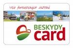 Čerpejte výhody s Beskydy Card