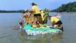 Jubilejní desátý ročník Baškohrátek nabídne přehlídku netradičních plavidel