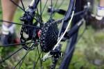 MTB sešup láká jak rodiny s dětmi, tak i cyklistické závodníky