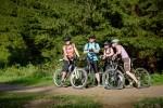 Třicet šest tras největšího cykloportálu v Beskydech má délku 1627,6 km