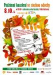 Podzimní kouzlení se stezkou odvahy v dětském zábavním parku Razulák