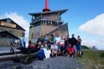 Komentované výstupy na Lysou horu mají úspěšně za sebou další sezónu