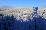 Ledové sochy na Pustevnách můžete zhlédnout až do 5. února