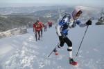 Rekord nepadl. Vítěz Zbyněk Cypra zdolal Lysou horu 12,5 krát