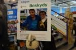 Turistická oblast Beskydy-Valašsko se představila o uplynulém víkendu v Ostravě
