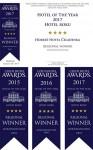 Horský hotel Čeladenka**** v Čeladné opět zvítězil v soutěži Czech Hotels Awards 2017