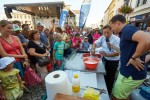 Na gastrofestivalu ve Frýdku≈Místku se bude hodovat a bojovat o rekord v pití limonády