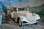 Projeďte se v historických vozech Tatra!