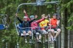 Užijte si poslední aktivní víkend ve skiareálu Bílá