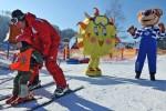 Ve skiareálu Bílá zahájí sezónu lyžařská školka