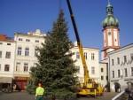 Ve městech a obcích pod Beskydami se rozsvítí vánoční stromy