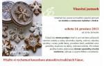 Přijďte si vychutnat kouzelnou atmosféru Vánoc