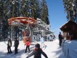 V turistické oblasti Beskydy-Valašsko se lyžuje ve dvou areálech