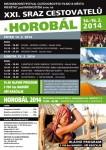 XXI. Sraz cestovatelů a Horobál 2014