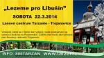 Dobročinná akce Lezeme pro Libušín