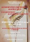 Jarní koncert v Příboře