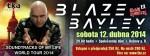 Blaze Bayley - koncert v Rožnově pod Radhoštěm
