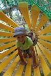 Dětský letní park na Bílé se otevřel 1. května