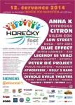 Horečkyfest 2014