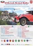 Turistickou oblastí Beskydy-Valašsko projede 17. ročník Beskyd Rallye