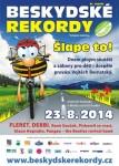 Šestý ročník Beskydských rekordů odstartuje přesně za měsíc!