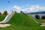 Nové hřiště na Olešné bude otevřeno 5. září