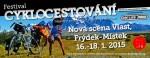Festival CYKLOCESTOVÁNÍ ve Frýdku-Místku
