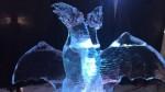 Přehlídka ledových soch na Pustevnách byla prodloužena, zájem je rekordní