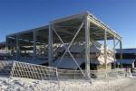 Před rokem vyhořela historická budova Libušín na Pustevnách