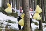 Sportovci poděkují horám, uklidí je