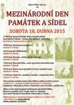 Mezinárodní den památek a sídel
