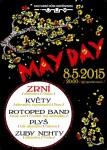 Hudební festival MAY DAY 2015 se blíží...