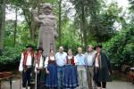 Radegastovy Beskydy mají v ZOO Praha kamenného velvyslance