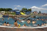 Vodní záchranáři budou v aquaparku Olešná učit, jak zachránit dítě