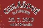 Gulášové slavnosti 2015